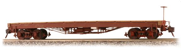 AMS flatcar
